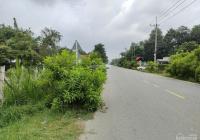Bán gấp 145m2 đất xã Phú Mỹ Hưng - Củ Chi, đường rộng 11m, giá 1.55tỷ,SHR, công chứng ngay