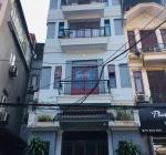 Cho thuê nhà ngõ 61 Lạc Trung, DT 65m2 x 4 tầng, mặt tiền 5m, ngõ ô tô tải quay đầu, riêng biệt