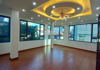 Bán tòa nhà 7 tầng, 3 mặt phố 4 làn ô tô đẹp nhất KĐT Linh Đàm 150tr/m2