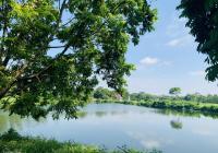Bán nhanh 2500m2 thổ bám hồ Đồng Sương tại Lương Sơn Hòa Bình đất đẹp bằng phẳng cách HN 40km rẻ