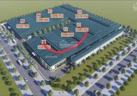 Cho thuê nhà xưởng tổng 7000m2 KCN Phố Nối A, Hưng Yên