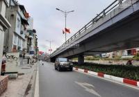 Bán đất mặt phố Nghi Tàm, kinh doanh, vỉa hè, MT: 7.4m, giá: 26.5 tỷ
