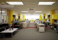 Cho thuê nhà mặt phố Trung Kính, DT 145m2 x 4 tầng, MT 6m, thông sàn, vị trí đẹp. Giá 50 triệu