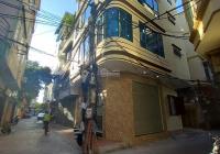 Bán nhà lô góc phố Doãn Kế Thiện, 5T 45m2, cho thuê 30tr/tháng kinh doanh, ô tô 8.1tỷ, 0962039998