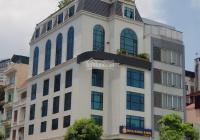 Rẻ quá! MP Hoàng Quốc Việt, DT 90m2 x 6 tầng, lô góc 3 mặt tiền, đường 40m, KD sầm uất. Giá 31 tỷ