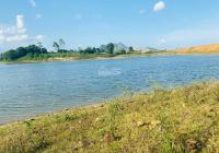 Cần bán 3600m2 đất bám hồ Đồng Chanh tại Lương Sơn - Hoà Bình, giá rẻ