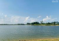 Bán nhanh siêu phẩm duy nhất còn sót lại bám mặt hồ Đồng Chanh, Lương Sơn, Hòa Bình. DT 3600m2