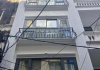Chính chủ bán nhà 50m2 x 6T khu phân lô VIP Hoàng Cầu - Trần Quang Diệu. Thích hợp ở + cho thuê
