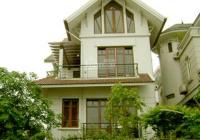 Bán biệt thự sân vườn Võng Thị - Tây Hồ, 110m2 - gara ô tô, vị trí đẹp, đi bộ ra Hồ Tây