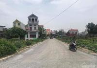 Cần bán lô đất đấu giá đợt 1 đã có sổ Xuân Ổ B, Võ Cường, thành phố Bắc Ninh, DT 82,5m2, MT 5m
