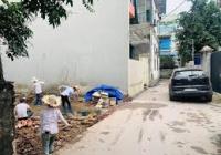 Bán 42m2 đất Phú Thượng, Tây Hồ, Hà Nội, mặt tiền 5m, giá đầu tư