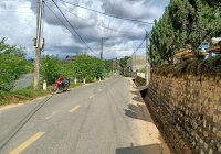 Bán lô đất phi nông nghiệp 1170 m2, đường Đa Phú, P7, TP. Đà Lạt, mặt tiền đường ô tô rộng 40 mét
