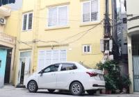 Nhà 59 m2, mặt tiền 7.6m, sân đỗ ô tô, ngõ thông Times City - Dương Văn Bé, Kinh Doanh tốt 6.5 tỷ