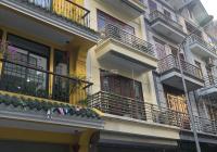 Cho thuê nhà khu đô thị Văn Quán, Hà Đông, dt 80m2, mt 5m, 4 tầng, giá 17tr. LH 0987190216