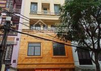 Cho thuê nhà đẹp nhất phố Nguyễn Khánh Toàn, Cầu Giấy. DT 90m2, 6 tầng thông sàn, mặt tiền 9m