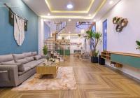 Bán nhà đẹp 4 tầng 2 mặt kiệt đường Phan Châu Trinh, Q. Hải Châu gần Cầu Rồng