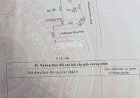Cần bán nhanh lô đất đẹp 2 mặt tiền đường Trần Táo, Lộc Ninh, giá siêu rẻ
