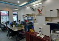 Văn phòng 30m2 giá 4.5 triệu/tháng ngay tại phố Hoàng Quốc Việt. Ảnh thật 100%