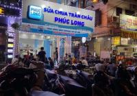 Hot! Cần cho thuê mặt bằng kinh doanh lô góc mặt phố Trần Quốc Hoàn 50m2 x 2 tầng, giá 24 triệu