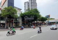 Cho thuê nhà MP Lạc Long Quân, DT 220m2, MT 6m, giá 60 tr/tháng