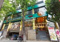 Cho thuê nguyên căn nhà phố Lê Duẩn. 235m2 x 3,5T, mt 9.5m, giá: 140tr/th, Lh Long: 0378513333