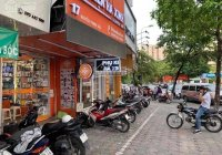 Bán nhà mặt phố Nguyễn Phong Sắc 65m2, mặt tiền 4.5m, vỉa hè rộng, kinh doanh, giá chỉ 16.499 tỷ