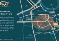 Chỉ 2,2 tỷ sở hữu căn hộ ngay Phú Mỹ Hưng đường Nguyễn Lương Bằng 2 PN, đang bàn giao 2021