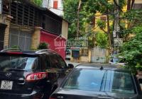 Nhà phố Trần Quốc Hoàn 67m2 x 7t thang máy - ô tô tránh KD tốt, nội thất xịn