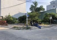 Bán lô đất 2 mặt tiền khu sân bay, Hòa Thuận Tây, Hải Châu (Trường Thi 1 & 4). DT 107m2, giá 9,5 tỷ