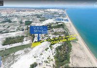 Đất nghỉ dưỡng biển Hòa Thắng, Bình Thuận - DT 578m2 - thích hợp xây homestay