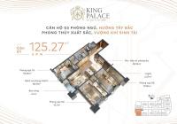 Cần bán chung cư cao cấp Ngã Tư Sở full nội thất nhà mới 100% nhận nhà ở ngay cạnh Royal City 4tỷ