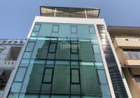 Cho thuê nhà MP Xã Đàn, Đống Đa. 95m2*7 tầng nổi 1 tầng hầm, thông sàn thang máy, giá 155 tr/th