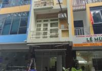 Cho thuê nhà mặt phố đường Nguyễn Cảnh Dị 60m2*4T, MT 5m, T1 PK + bếp, T2,3 chia 2P, giá 16 tr/th