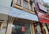 Cho thuê nhà phố Trần Quốc Hoàn Cầu Giấy DT 60m2, 6T, MT 7,5m gần đại học Quốc Gia Hà Nội. Giá 35tr