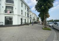 Cho thuê shophouse Vinhome Green Bay, 120m2, MT 6.5m, 4T 1H cà phê siêu thị, thang máy, 50tr/th