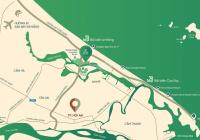 Đất nền giá rẻ Trà Quế Riverside Hội An- lô góc view sông kề biển- sổ đỏ công chứng ngay 0935732486