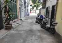 Cho thuê nhà riêng 5 tầng 2 mặt thoáng phố Trần Phú, Điện Biên Phủ, sát Phố Cổ
