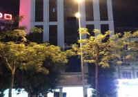 Cho thuê tòa nhà siêu vip 168m2 x 8T, MT 20m làm showroom, trụ sở công ty