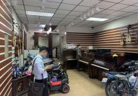 Cho thuê nhà Nguyễn Khánh Toàn, Cầu Giấy 80m2, 6 tầng, MT 10m thông sàn, thang máy, giá 40tr