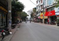 Cho thuê nhà 6.5 tầng, mặt tiền 11m, vỉa hè rộng tại đường Hoàng Văn Thái - Giá thuê 75tr/tháng