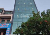 Bán nhà phố quận Cầu Giấy, 90m2 x 8 tầng, MT 7.5m, kinh doanh văn phòng