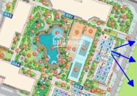 Bán căn hộ 2PN ban công Đông Nam, DT 54m2 dự án Vinhomes Smart City Tây Mỗ