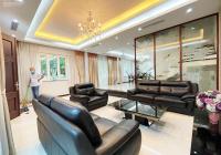 Cho thuê biệt thự vip 288m2 5PN có hầm, thiết kế hiện đại, nội thất sang trọng, cao cấp