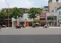 Cho thuê nhà MP Nguyễn Trãi, DT 150m2*2 tầng, MT 14m, giá 150 triệu/tháng