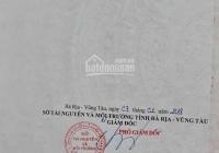 2 Lô liền kề, mặt tiền 14m ngay trung tâm Lộc An, DT 280m2 giá 3 tỷ. LH 0908328568