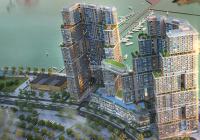 Bán căn studio tầng cao view TP 43m2 giá chỉ 2,4 tỷ HTLS 0% 30 tháng dự án Sun Marina Hạ Long