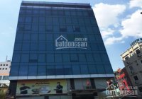 Dich xuống 10 tỷ tòa building văn phòng Ung Văn Khiêm Bình Thạnh, 12x40, 5 lầu 82 tỷ LH 0868976735