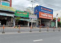 Cần bán gấp nhà mặt tiền Tô Ký, gần chợ ngã 3 Bầu, DT 4.5x30m, giá 9.7 tỷ