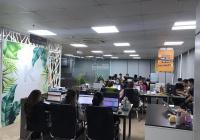 Nhượng lại VP 230m2 tại KĐT Linh Đàm, full nội thất: 0944216000