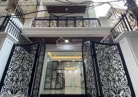 Bán nhà Mậu Lương xây mới, ngõ rộng mặt tiền 5,2m, có nở hậu, 36m2*5 tầng giá chỉ 2,8 tỷ